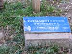 Spomen ploča u školskom dvorištu OŠ Kralja Tomislava (VR 2015.)