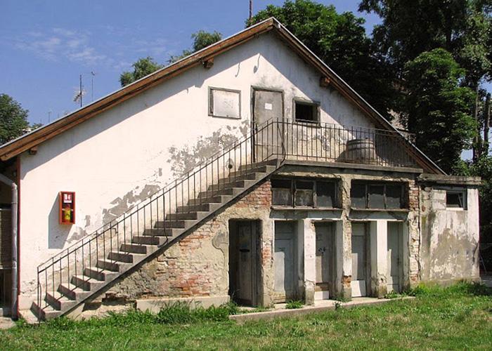 Gradske kuće kasarnskog tipa – Meršićeva ulica (1921.-1925.)