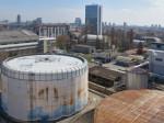 Trešnjevka gledana s terase zgrade u Magazinskoj ulici – pogled prema jugoistoku [VR 2015.]