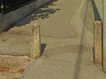"""""""Klasične"""" (armirano) betonske cestovne prepreke u Kostelskoj ulici [GP 2015.]"""