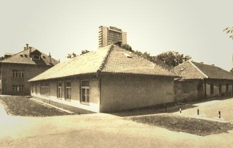 Provizorni stanovi na Selskoj cesti (1927.-1928.)
