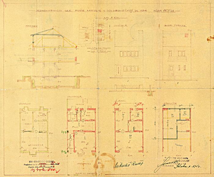 Nacrt zgrade