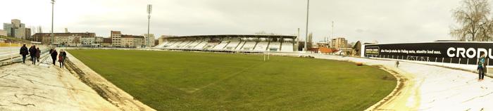 """Stadion """"NK Zagreb"""" u Kranjčevićevoj ulici [GP 2018.]"""