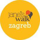 "Zagrebački ""Jane's Walk"" logo"