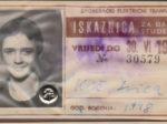 Godišnja đačka (i studentska!) iskaznica ZET-a za 1966. godinu [IK 2020.]