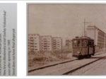 """Iz knjige """"Tramvaj u Zagrebu"""" - Novosagrađena pruga u Ulici grada Vukovara ~ 1949. [Trnje]"""