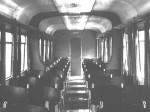 """Unutrašnjost """"Srebrne strijele""""; Snimljeno 60-ih; Preneseno s Foruma Kluba ljubitelja željeznica"""