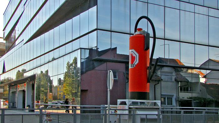 Pastor – tvornica vatrogasnih aparata