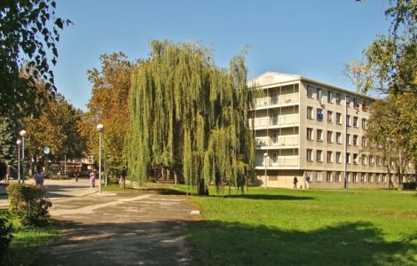 Studentski domovi Trešnjevke