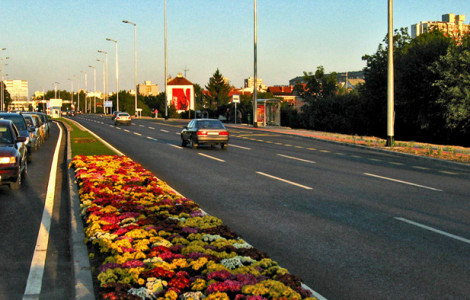 Zagrebačka avenija (Autoput, Ljubljanska cesta, Ljubljanska avenija)