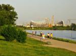 Jarunska šetnica uz veslačku stazu duljine 2 km [GP 2008.]