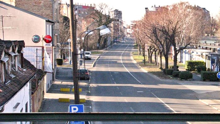 Adžijina ulica (Ulica Kate Dumbović, Samoborska cesta)