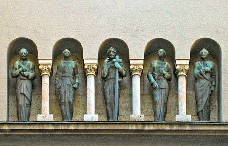 Crkve Trešnjevke