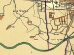 Pregledna karta - Ciglenica 1929.