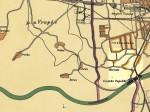 Pregledna karta - Knežija 1929.