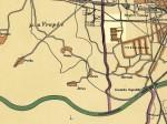 Pregledna karta - Pongračevo 1929.
