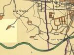 Pregledna karta - Prečko 1929.