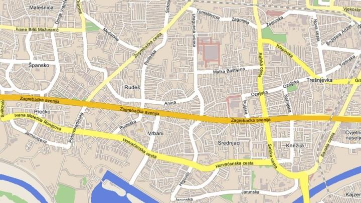 Prometni pravci Trešnjevke