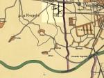 Pregledna karta - Voltino 1929.