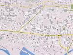 Karta svih semaforiziranih raskrižja na Trešnjevci [VR 2013.]