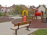 Dječje igralište u Lazinskoj ulici - Rudeš [VR 2013.]