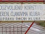 "Ulaz na ragbi teren pored igrališta NK ""Rudeš"" [VR 2013.]"