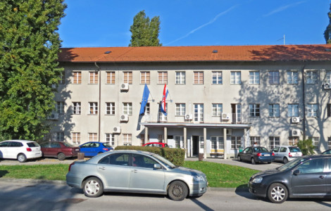 Zgrada Općine Trešnjevka u Nehajskoj ulici