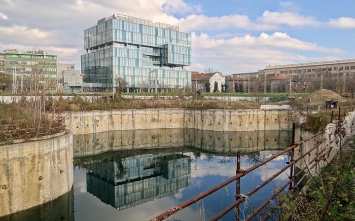 Zapuštena Trešnjevka
