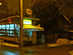 """Lokalna prodavaonica - kiosk """"Štacun"""" u Kostelskoj ulici [GP 2013.]"""
