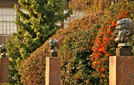 Trešnjevačke skulpture, fontane i spomen obilježja