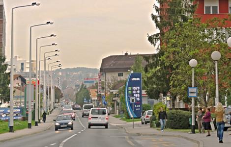 Zagrebačka cesta