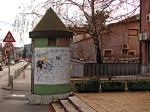 Odušak garaže (?) u Dobojskoj ulici [GP 2014.]