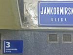 Greška u nazivu ulice na službenoj tabli ulice [AV 2014.]