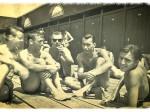 Sunčalište na Savskom kupalištu 50-ih [MH]