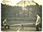 Park u Kostelskoj 50-ih [MH]