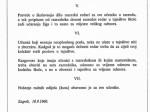 Proglas uz početak školske godine 1960/61. - preneseno iz zbornika 50-godišnjice