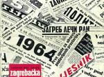 """Poplava 1964. - Izvanredni broj """"Zagrebačke panorame"""""""