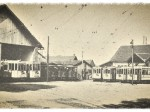 Staro spremište tramvaja na Savskoj cesti - preneseno iz Monografije ZET-a