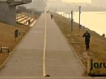 Šetnica cijelom duljinom (2 km) veslačke staze [GP 2011.]