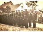 Smotra Vatrogasne milicije u Rudešu u 50-ima