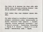 """Pozivnica za otvorenje instalacije """"Skulpture otvorenog prostora"""" Slavomira Drinkovića [SD 1982.]"""