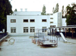 Osnovna škola Augusta Šenoe arhitekta Ivana Zemljaka iz 1931. - dvorana zapad
