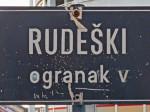 Rudeška ulična ploča [VR 2014.]