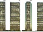 """Izgled projekta """"Nebodera 123"""" sa sve četiri strane svijeta [SC]"""