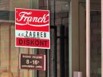 """Prodavaonica u sklopu tvornice """"Franck"""" u Vodovodnoj ulici [GP 2014.]"""
