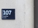 Nova numeracija u Stubičkoj ulici - najveći kućni broj te ulice [VR 2014.]