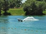 Akvatorij skijanja na vodi na jarunskom Malom jezeru [GP 2014.]