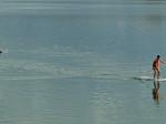 """Rekreativno """"veslanje"""" na jarunskom Velikom jezeru [GP 2014.]"""
