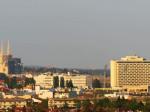 Pogled na Trešnjevku s nebodera kod Remize [smjer SI] [VR 2014.]