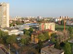 Pogled na Trešnjevku s nebodera kod Remize [smjer JI] [VR 2014.]